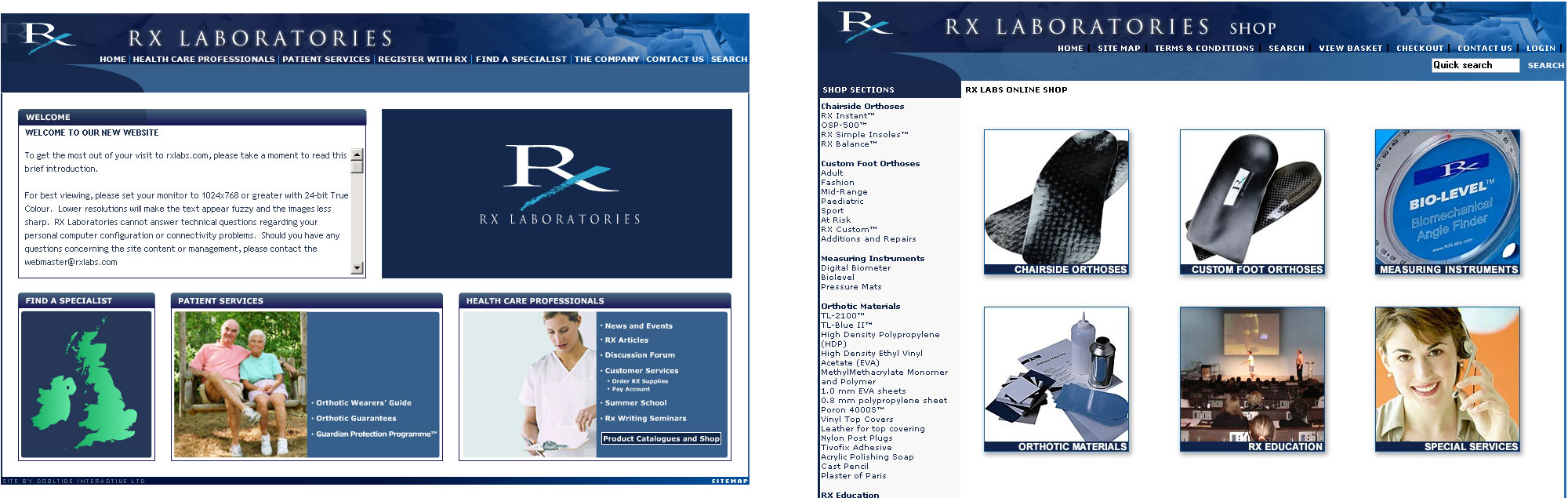 RX Laboratories
