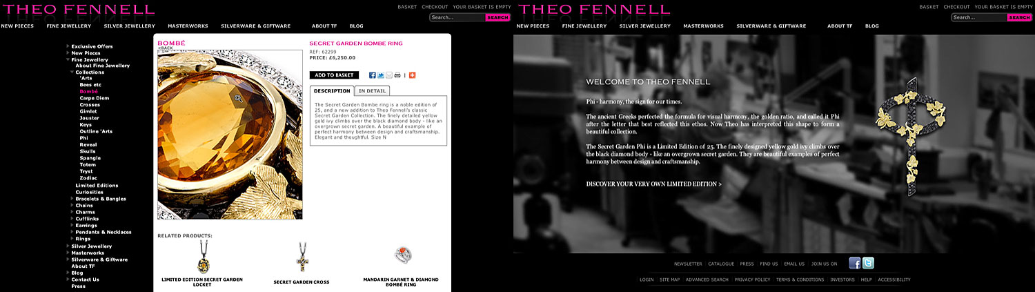 Theo Fennell Plc